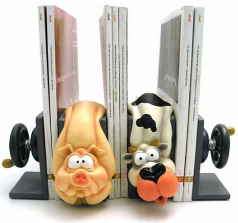 Squished Animal CD Holder